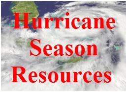 Hurricane Season Resources